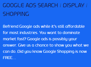 Google Ads Manager, Yes We Are #1 Australian Google Ads Management - Core Google Ads